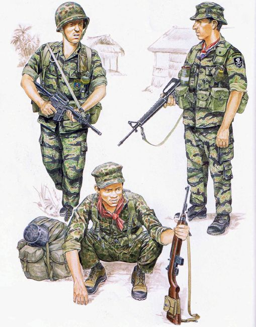 Us Special Forces Spec 5 2nd Msfc 5th Sfga 1969 Sgt 1st