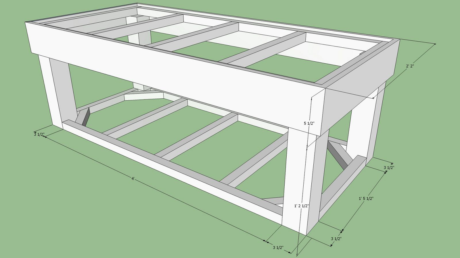 My architect husband built me a laundry stand a provided sketches to my architect husband built me a laundry stand a provided sketches to build one for yourself solutioingenieria Image collections