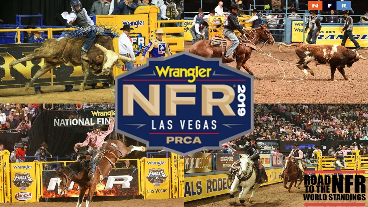 NFR on NBC Watch National Finals Rodeo 2019 Las Vegas
