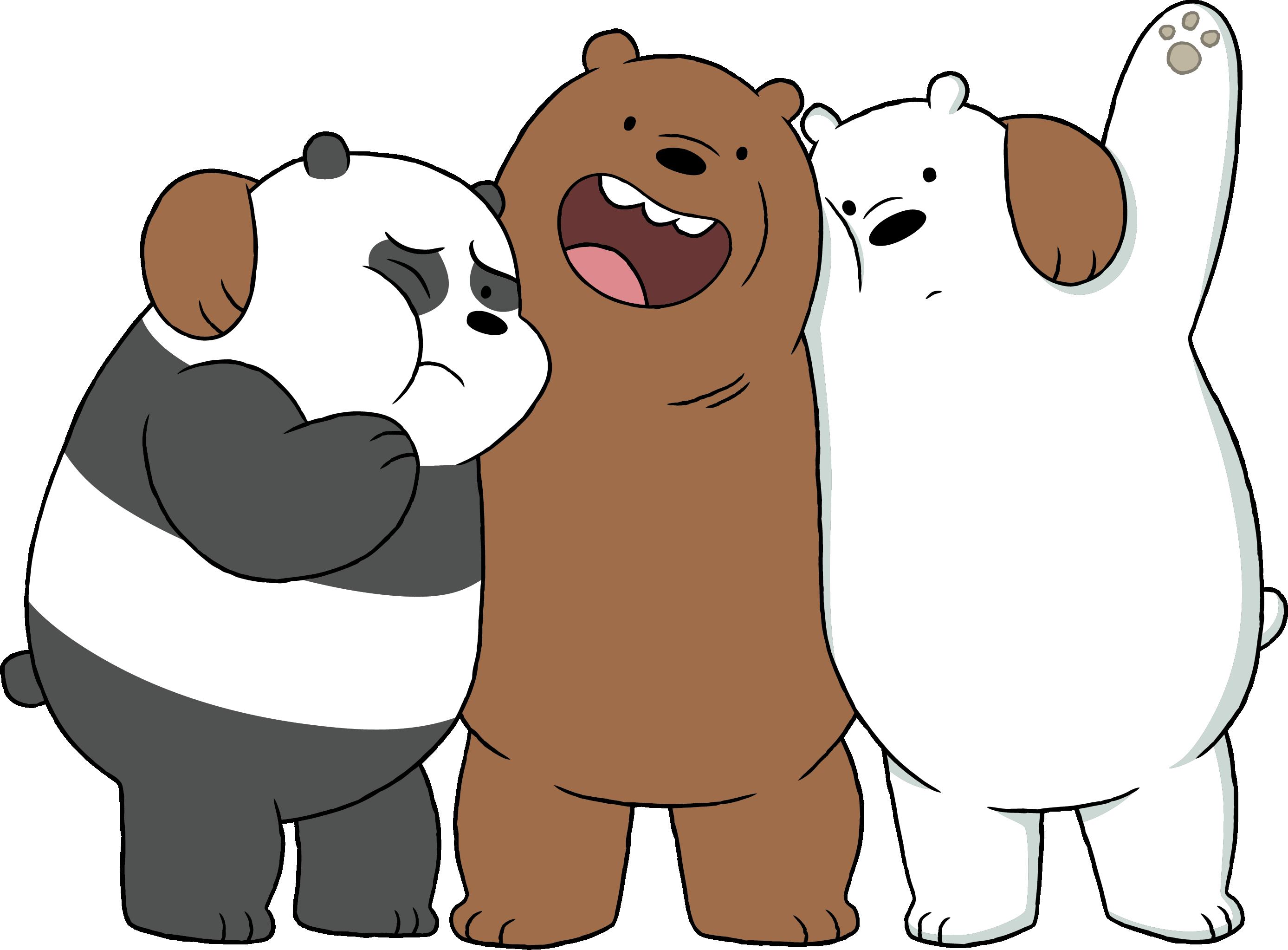 Pin Em We Bare Bears