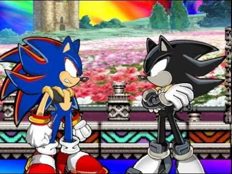 Super Sonic X Universe OVA 3 la leyenda de Izanagi e Izanami
