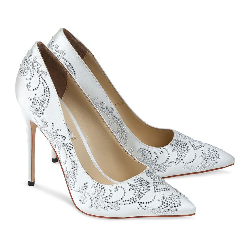 Benjamin Adams Martha Wedding Shoe Designer Wedding Shoes