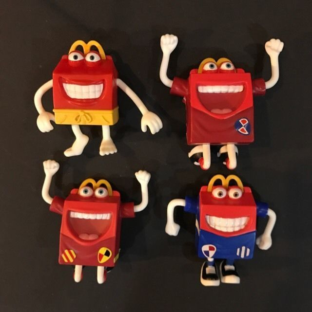 Mcdonald 039 S Happy Meal Mascot Football Soccer Fifa Europe Exclusive Ebay Happy Meal Mcdonalds Happy Meal Toys Mcdonalds Toys