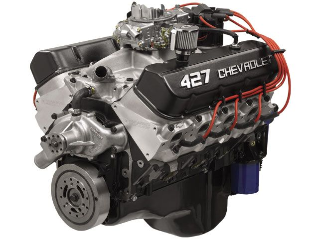 Gm Performance Parts Gm High Tech Performance Magazine Chevy Trucks Crate Motors Crate Engines