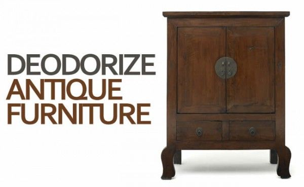 What S The Best Way To Deodorize Antique Furniture Cleaning