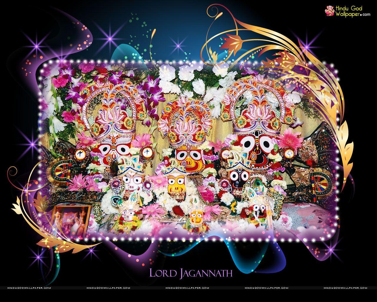 Poori Jagannath Desktop Wallpapers Free Download Lord Jagannath