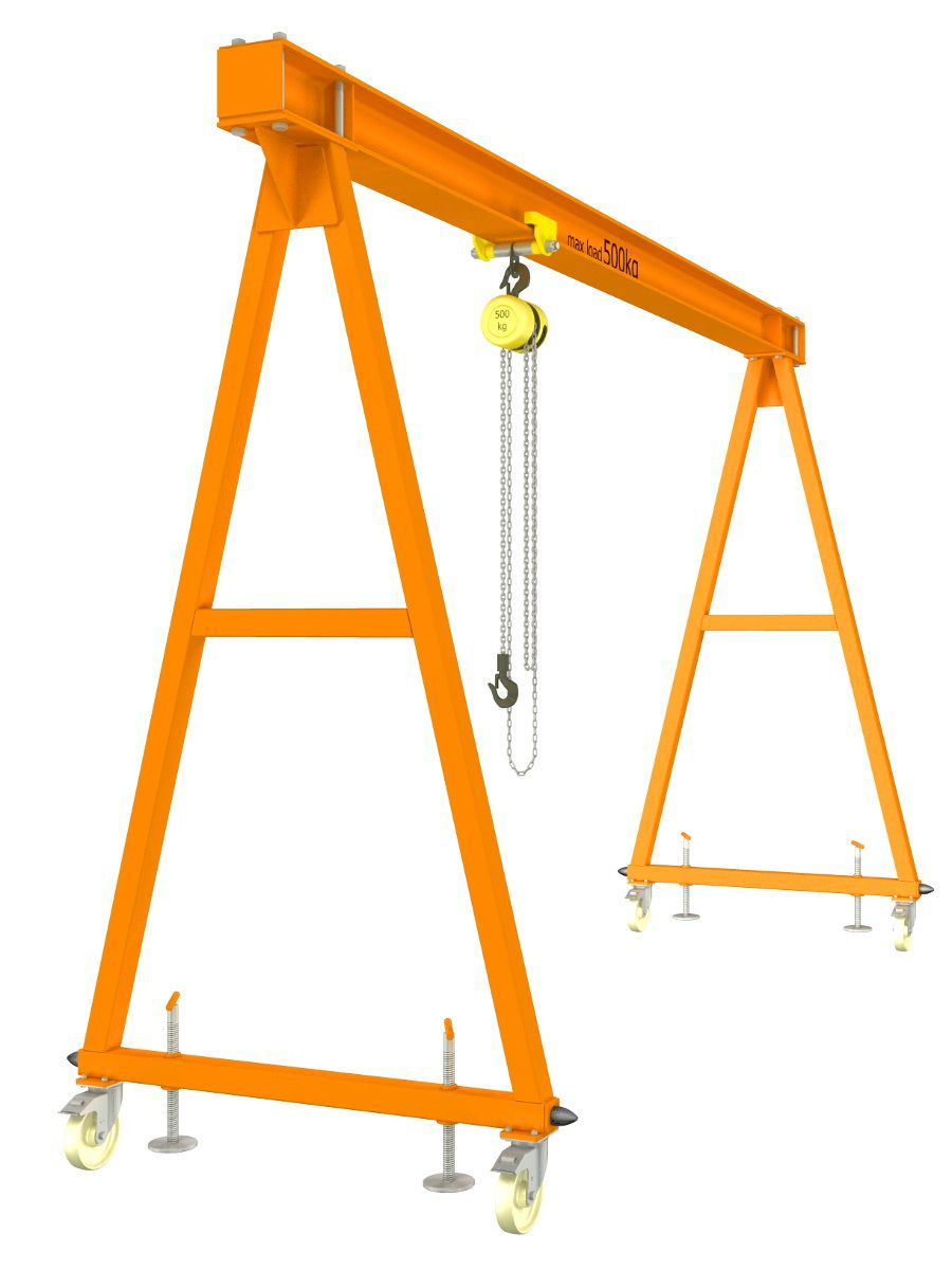 Image Result For Gantry Crane Plans How To Gantry