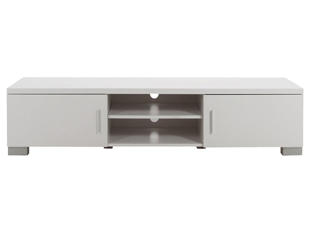 White High Gloss Tv Unit Part - 24: Rennes White High Gloss TV Cabinet | TV Units From FADS