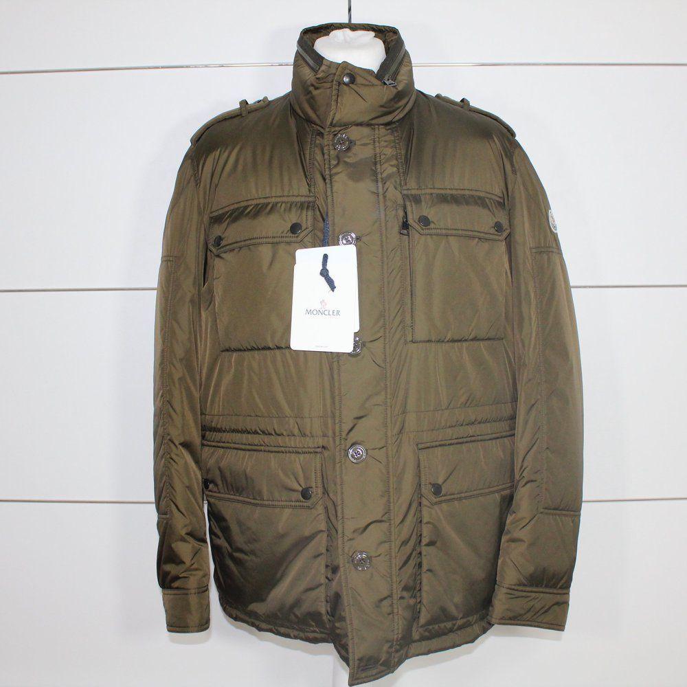 0f5eb2ead489 eBay  Sponsored Moncler Jacket Guilland Khaki
