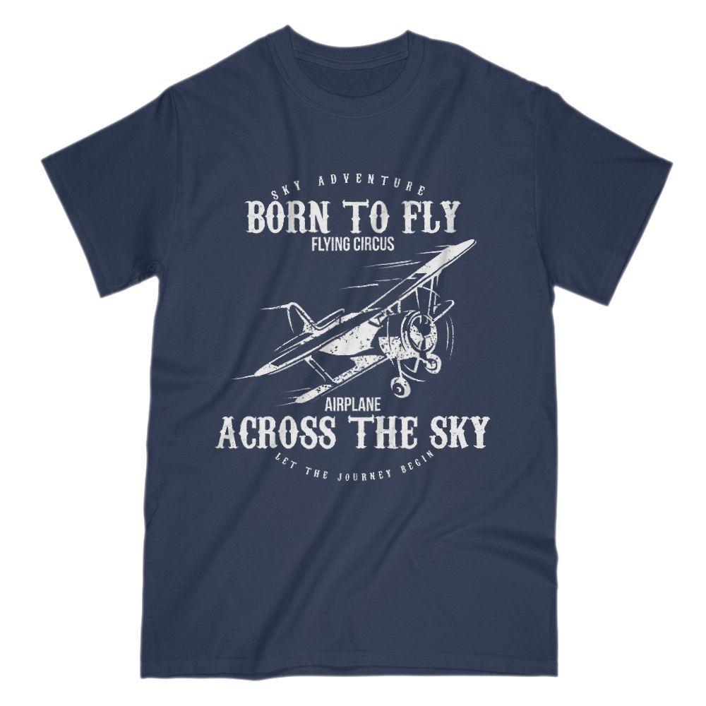 Born To Fly Across The Sky T-shirt