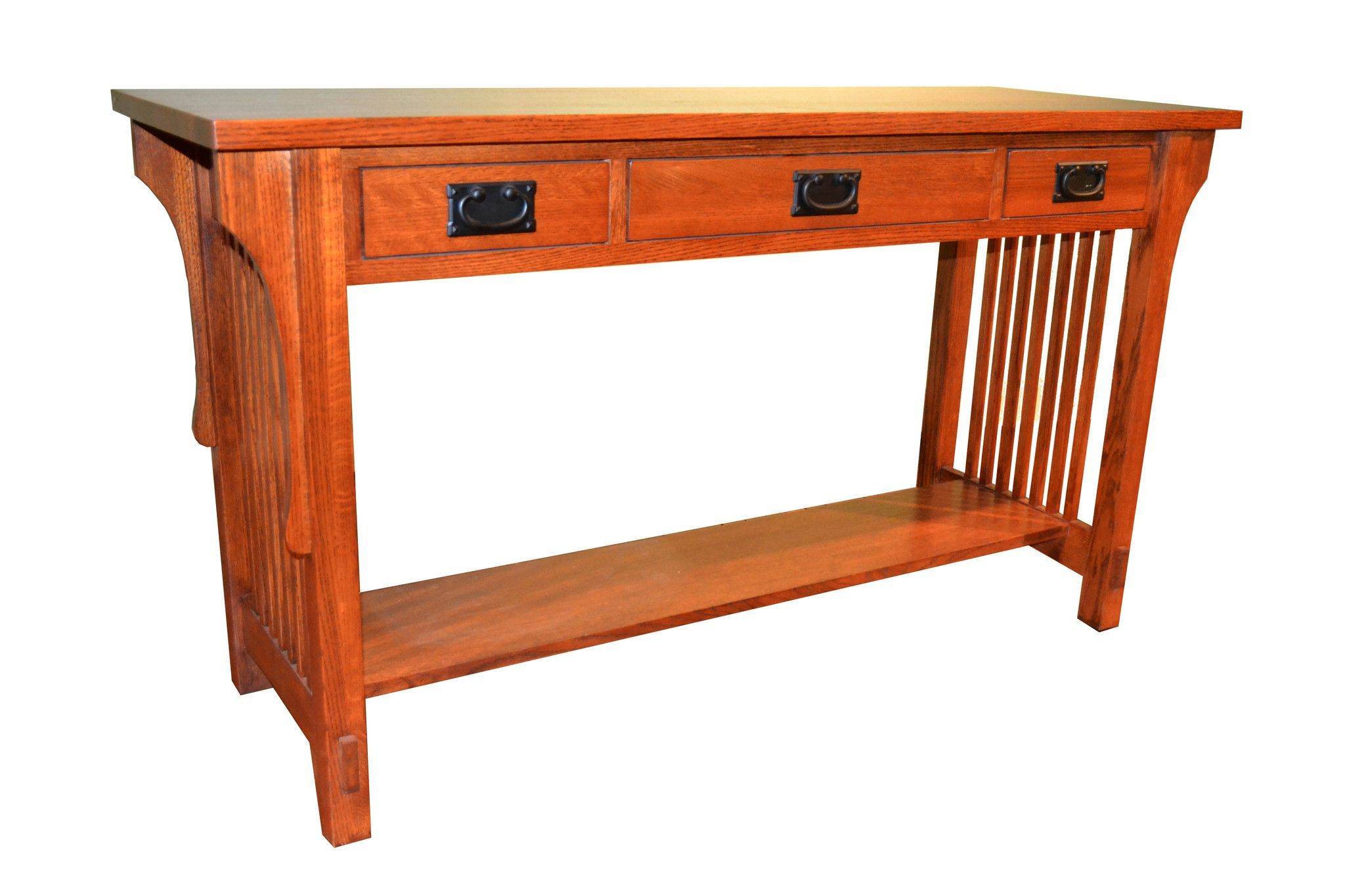 Drawer Crofter Style Console Table