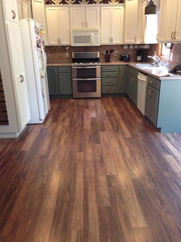 Before and After  Lumber Liquidators floor Pinterest - laminat für küchen