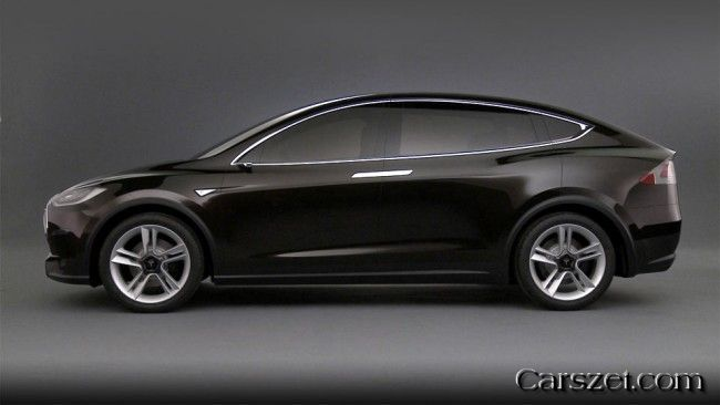 2018 2019 Tesla Model X is aimed at a female au nce