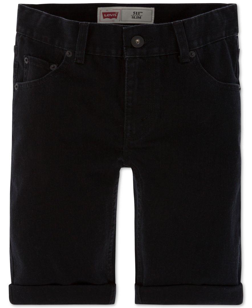 f1217e8ed1 Levi's Boys' 511 Cuffed Shorts   Products