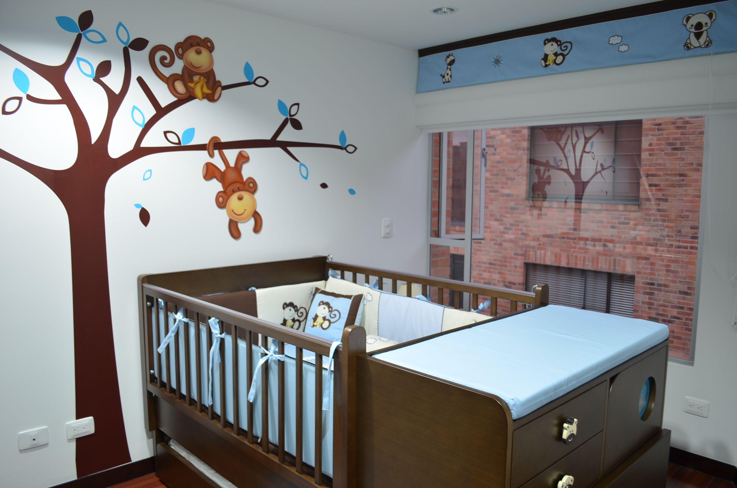 Habitacion Bebes Sweet Baby Pinterest Habitaciones Bebes  # Muebles Bebe Segunda Mano