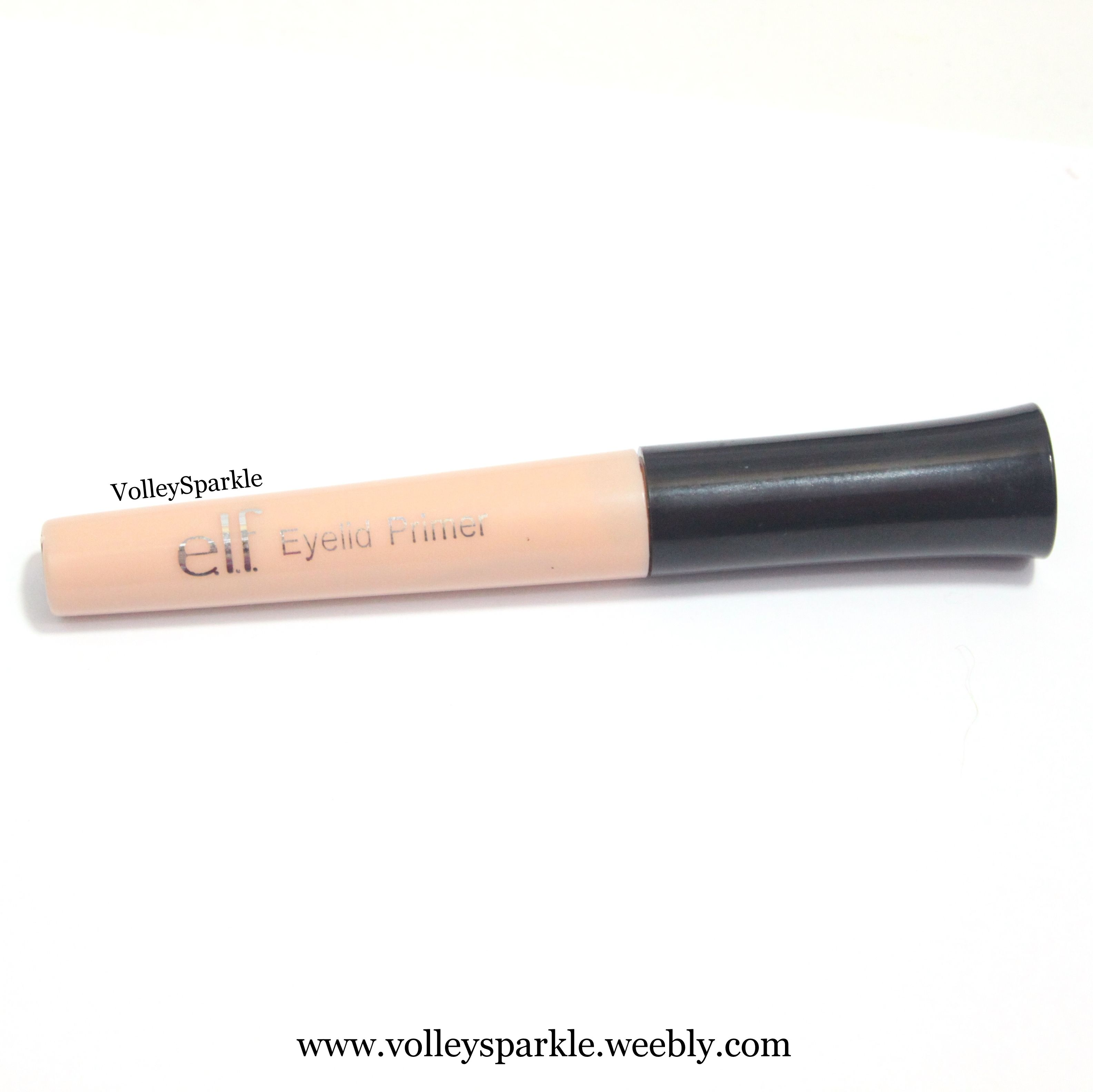 Elf Eyelid Primer Review, Photos, Swatches & Demo