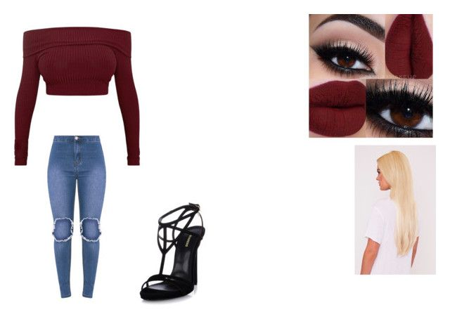 """""""Untitled #295"""" by weirdobutfun on Polyvore featuring Dsquared2"""