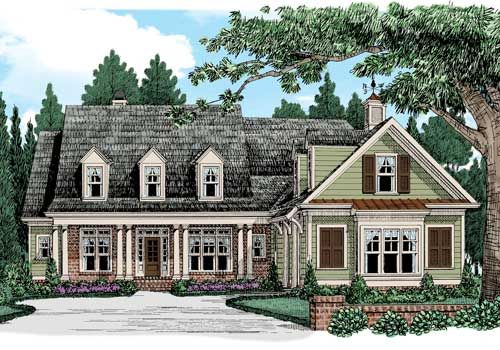 Frank Betz Hanover Pointe Country House Plans House Plans House Floor Plans