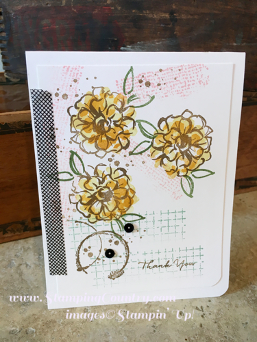 What I Love, Timeless Textures, Stampin' Up! Cards
