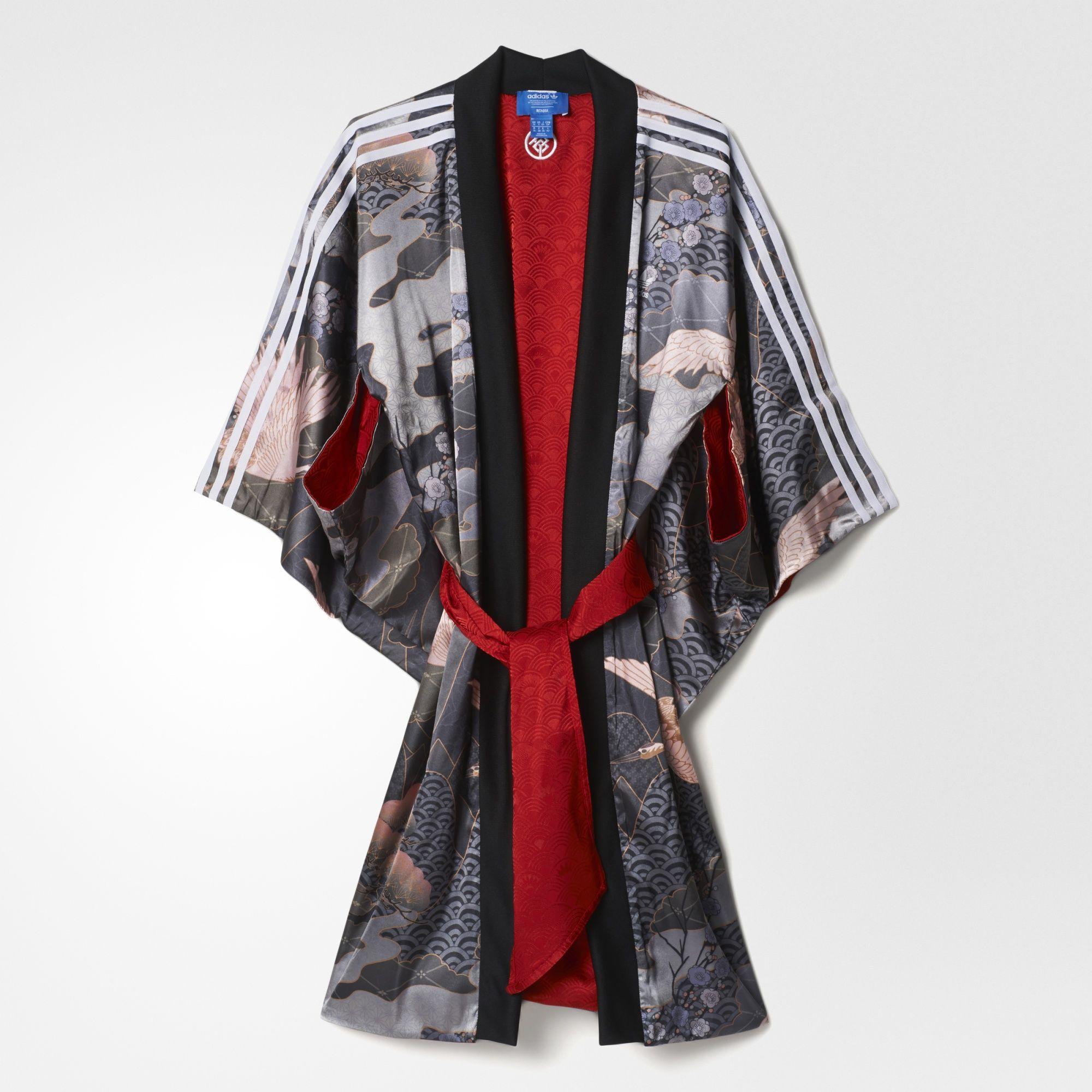 more photos 12ad9 7e836 adidas - Kimono   Moda hijab   Pinterest   Regenbogen
