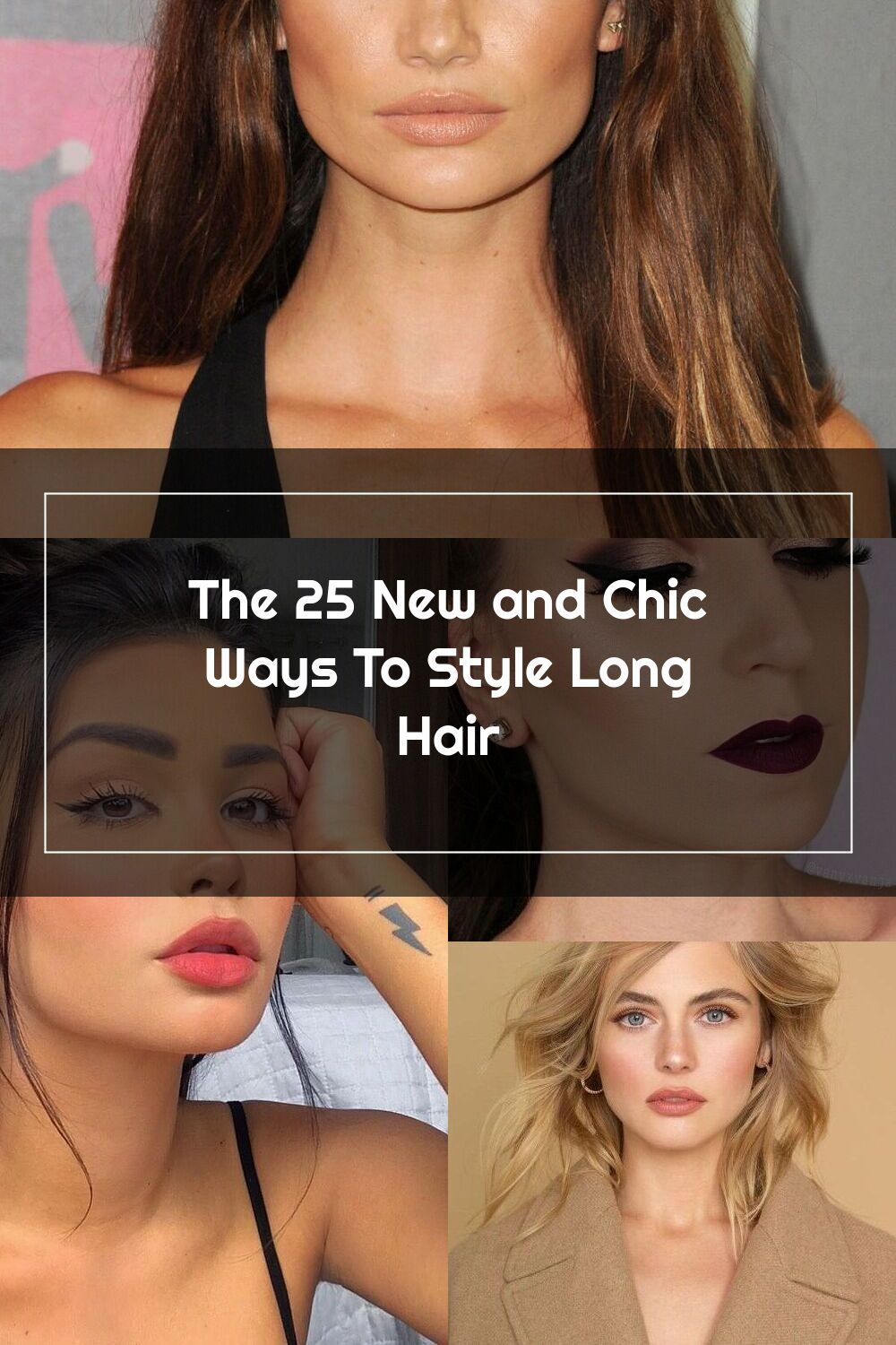 20 Long Hairstyles We Love 2015 Best Haircuts For Long Hair In 2020 Haircuts For Long Hair Cool Haircuts Long Hair Styles