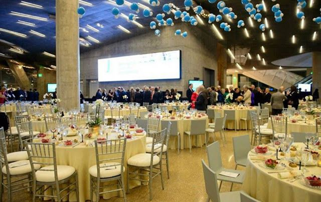 Dallas Wedding Reception Venues Perot Museum Of Nature And Science