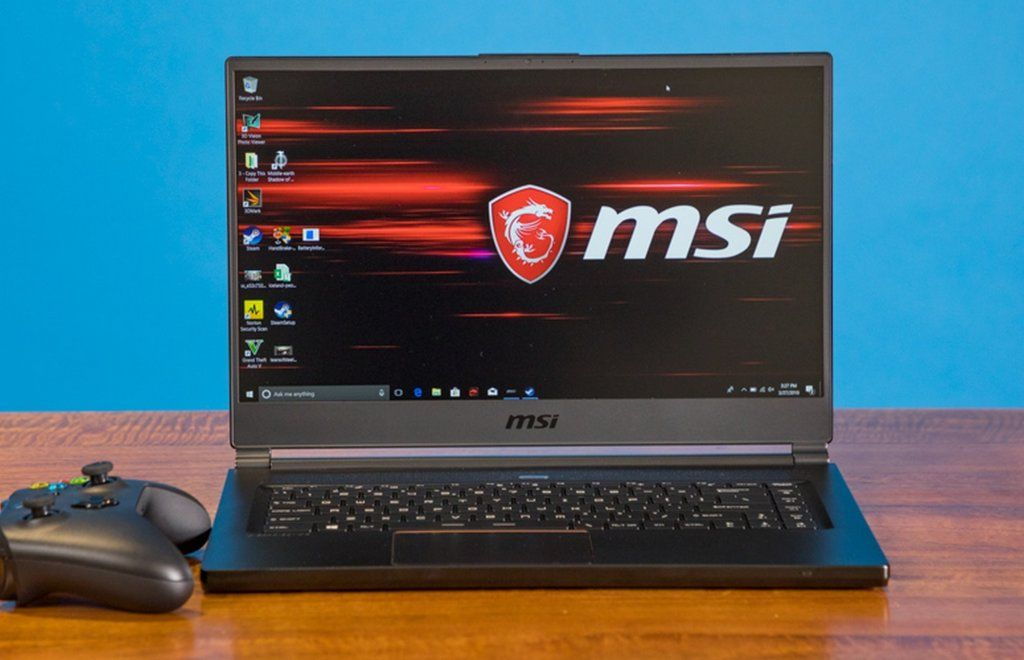 Msi Gs65 Stealth Review World Thinnest Gaming Laptop Yet Laptop