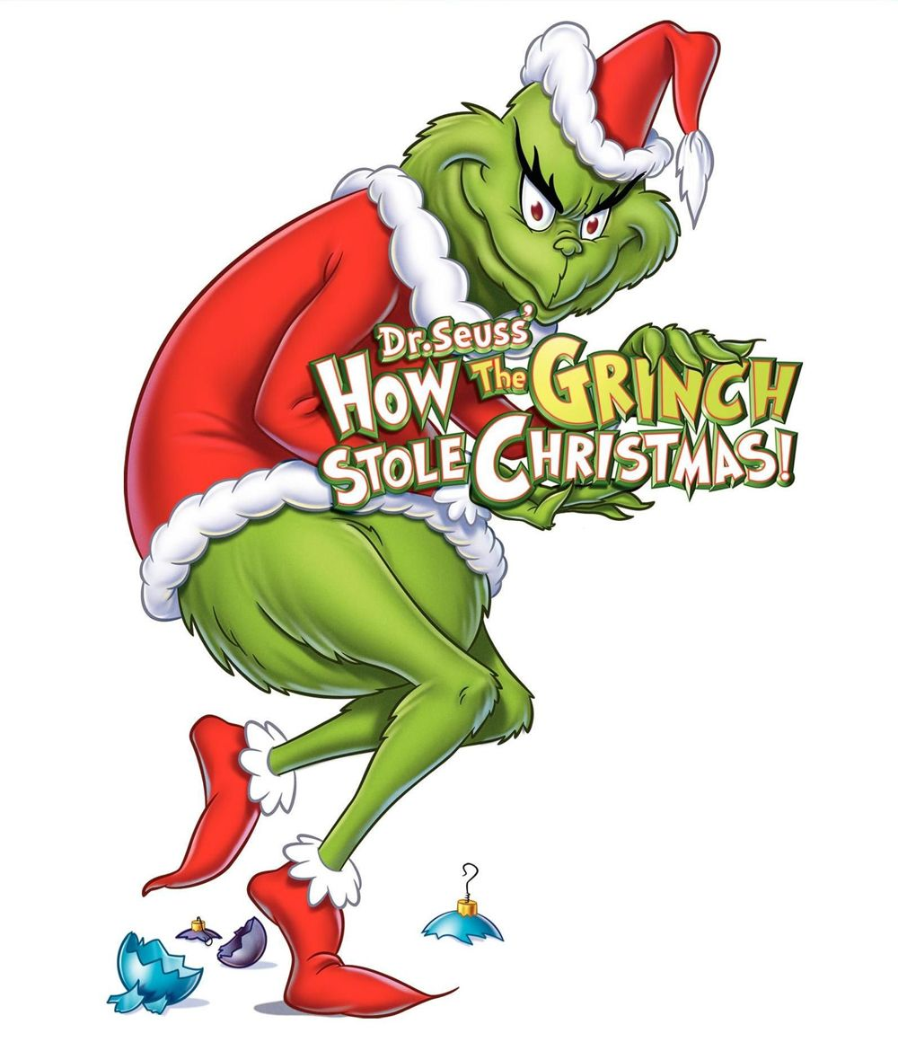 Grinch Grinch Stole Christmas Best Christmas Movies Grinch