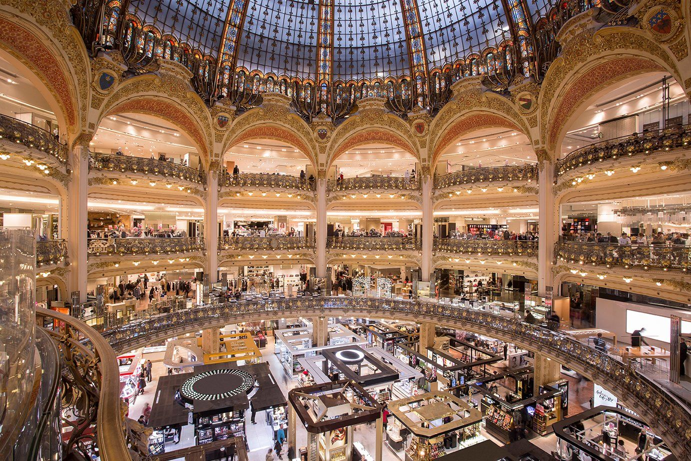 Book Your Tickets Online For Galeries Lafayette Haussmann Paris See 4 865 Reviews Articles And 4 327 Photos Of Paris City Guide Lafayette Paris Paris City