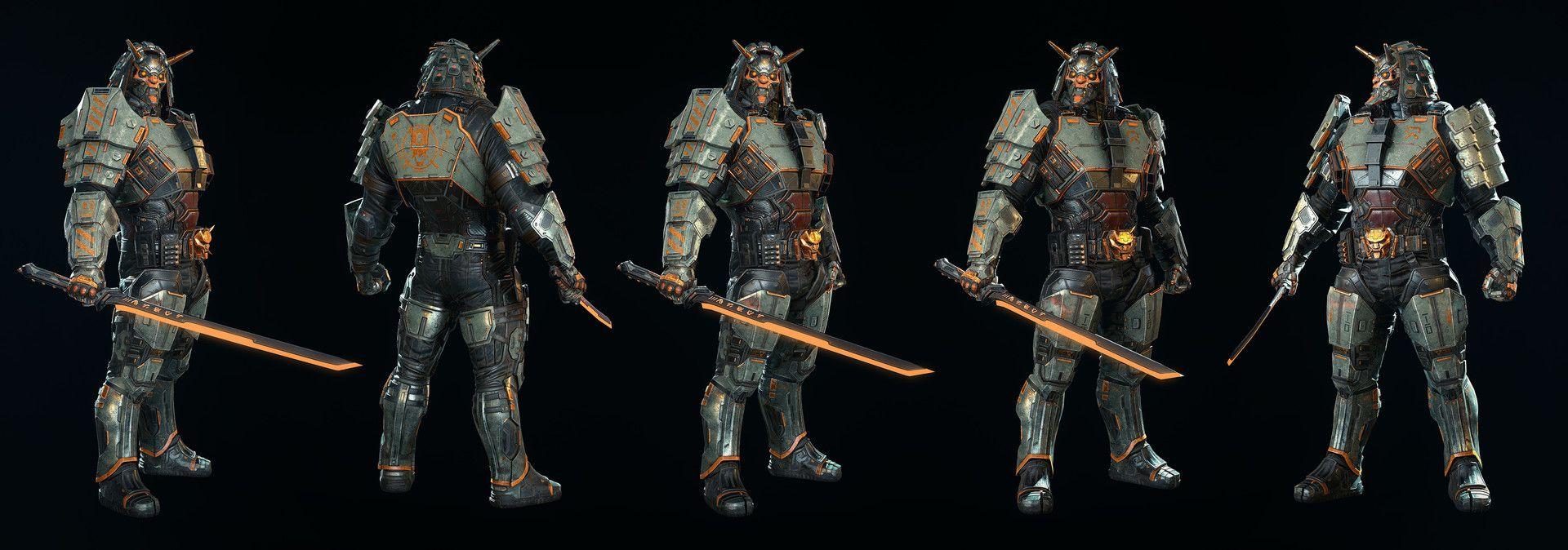 Artstation Ronen Alternate Modern Combat Versus Gameloft Rodrigue Pralier Sci Fi Concept Art Ronen Robots Concept