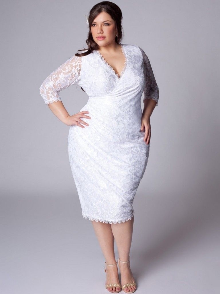 summer dress for plus size - best solution in summer | plus size