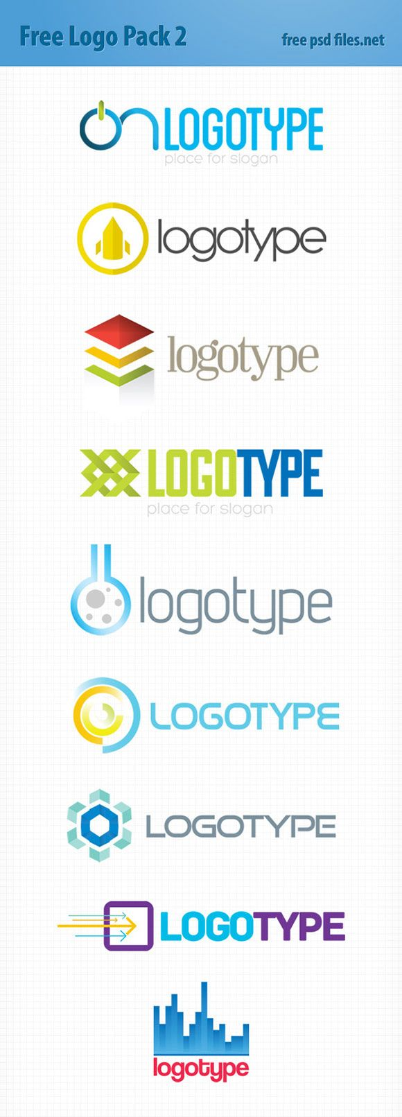 20 Free and High Quality PSD Templates Free