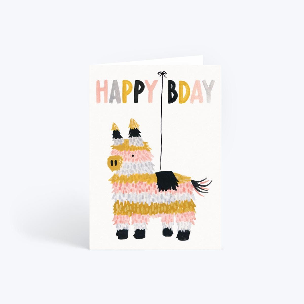 Birthday Pinata Birthday Card Papier Birthday Card Online Birthday Cards For Her Birthday Cards