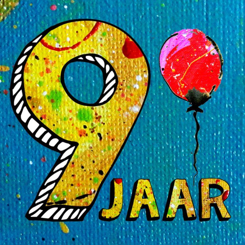 Hedendaags Jongen verjaardag 9 jaar 1 (met afbeeldingen) | Jongen verjaardag IC-51