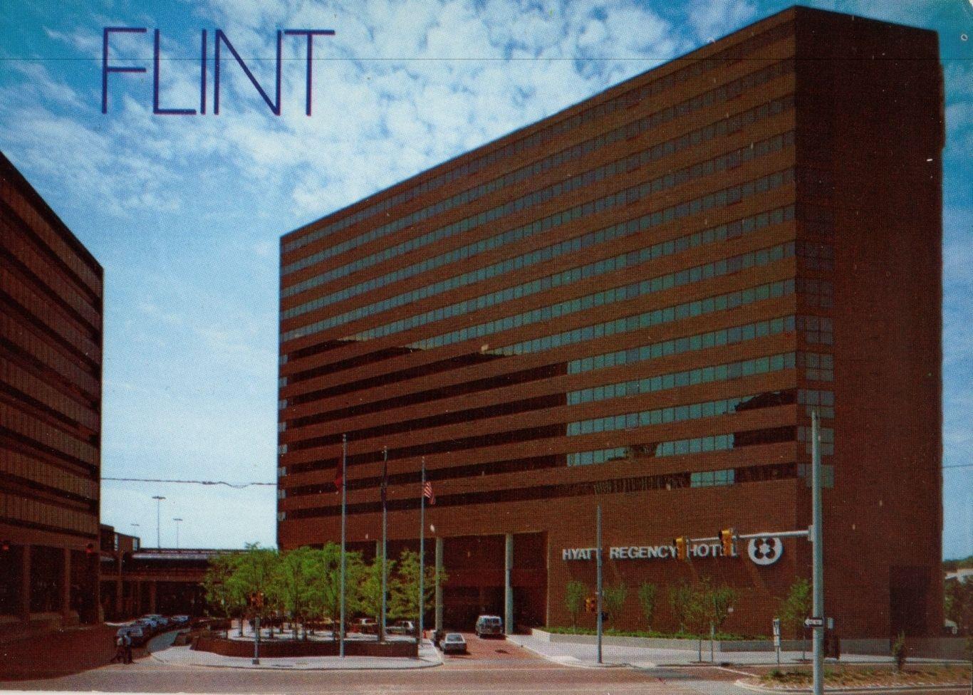 Hyatt Regency Hotel Flint MI | eBay | Novel Images | Pinterest ...