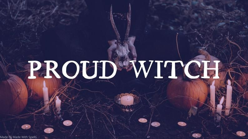 Proud Witch Desktop Wallpaper In 2020 Witch Wallpaper Witchy Wallpaper Desktop Wallpaper