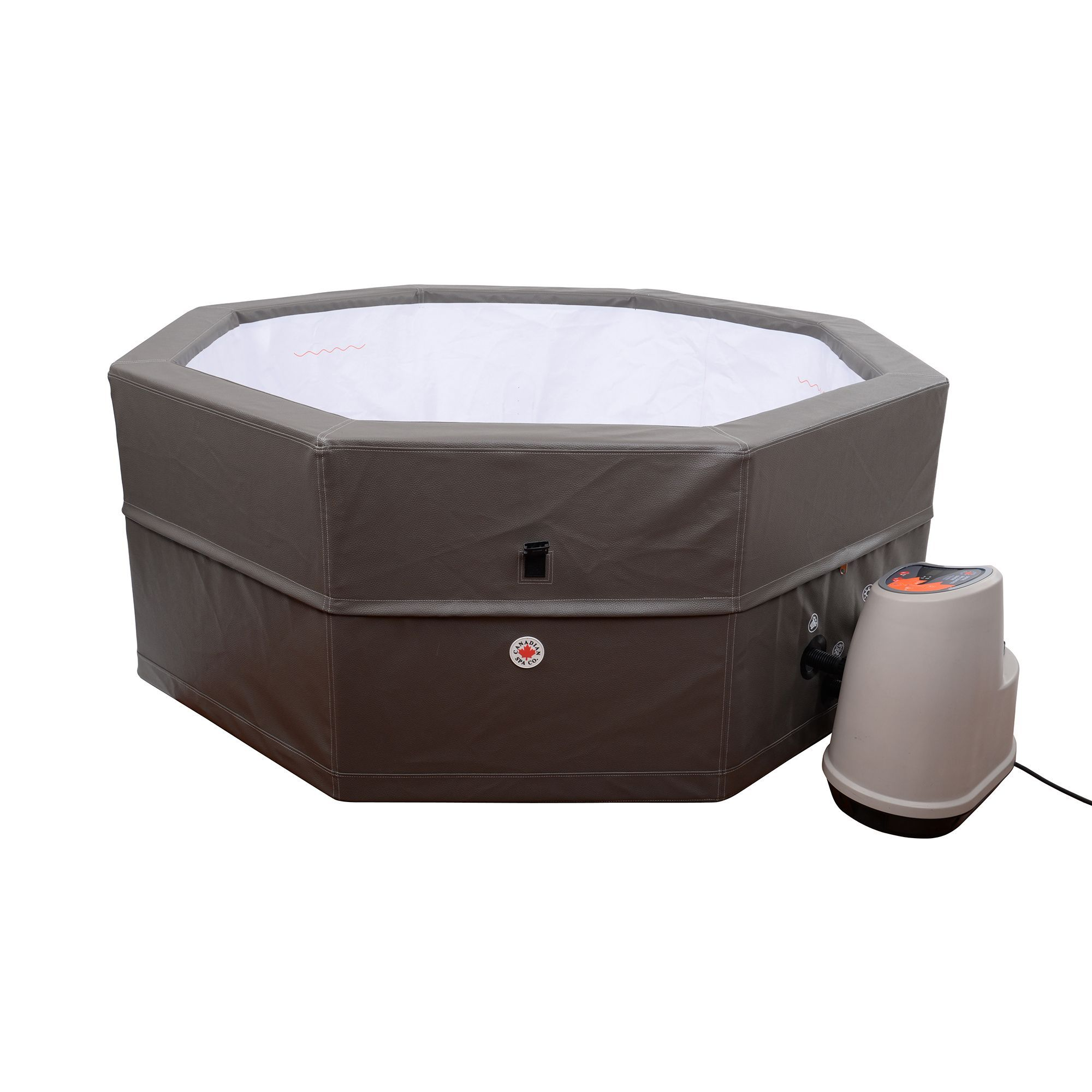 Canadian Spa Company Muskoka 2 7 Person Portable Spa