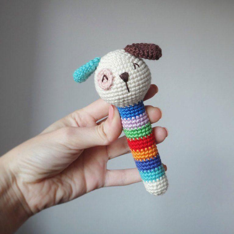 Lilly Bebek - Amigurumi Tarif - Havva Designs Amigurumi Oyuncak Bebek Tarifi | 768x768