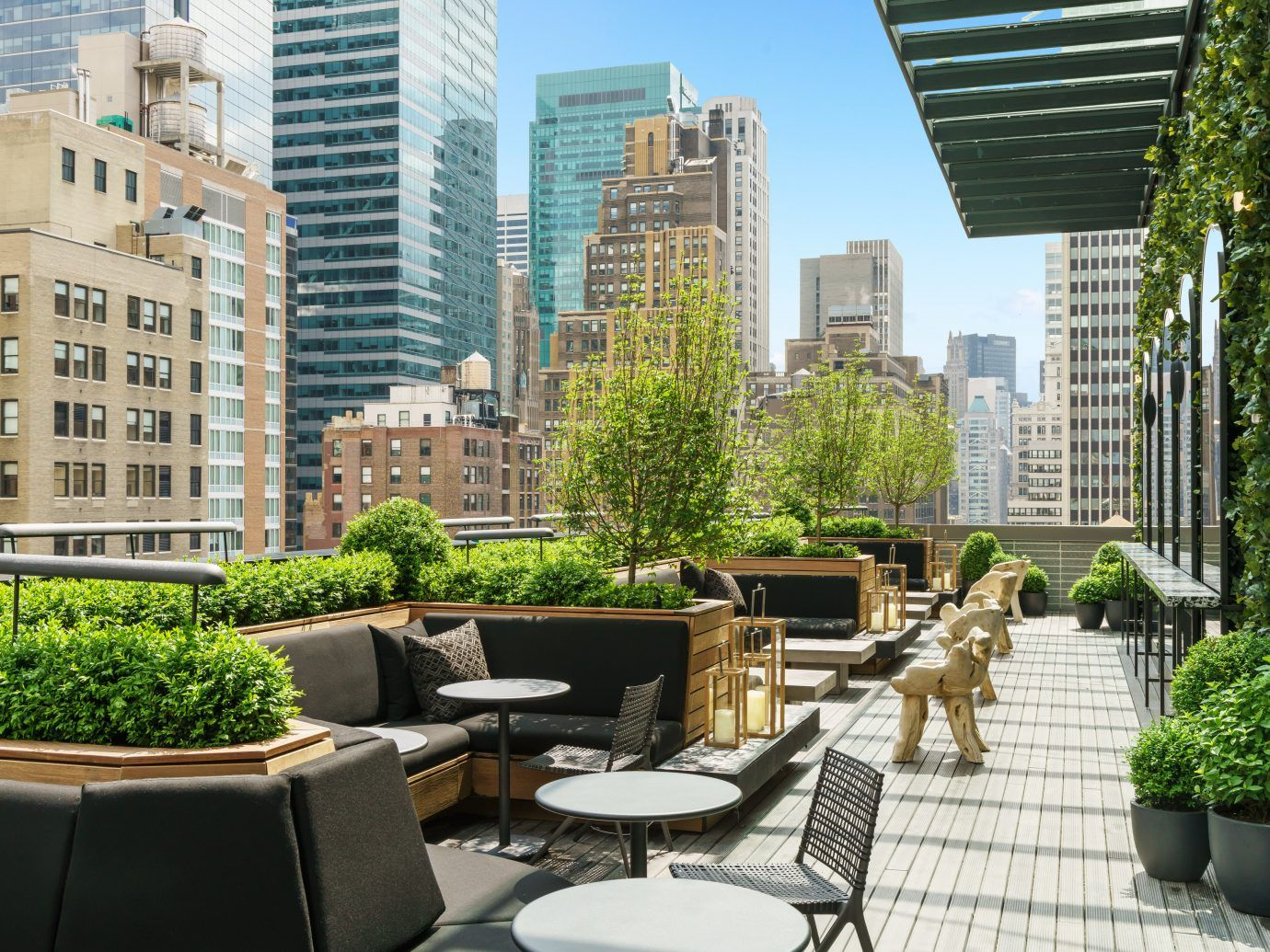 The Best Hotel Rooftop Bars in New York City   Hotel ...