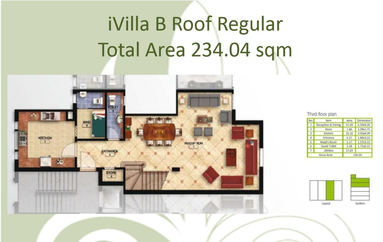 Iviila B roof regular mountain view hyde park. Iviila B roof regular mountain view hyde park