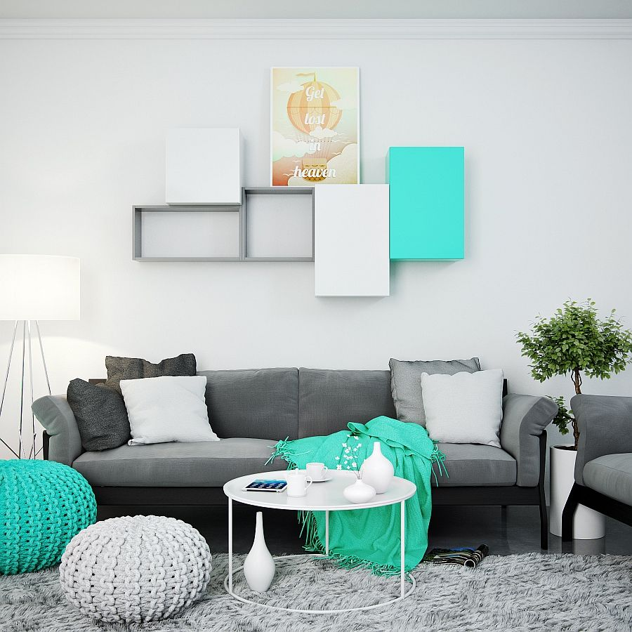 TETREES: Play Tetris With Modular Wall Shelves And Cabinets | Play ...
