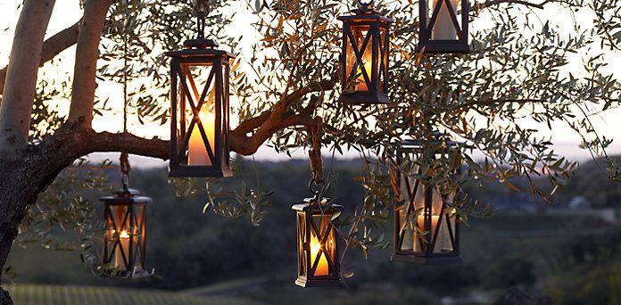 Nice For My Garden Perhaps... Lanterns   Avignon Collection, Restoration Hardware