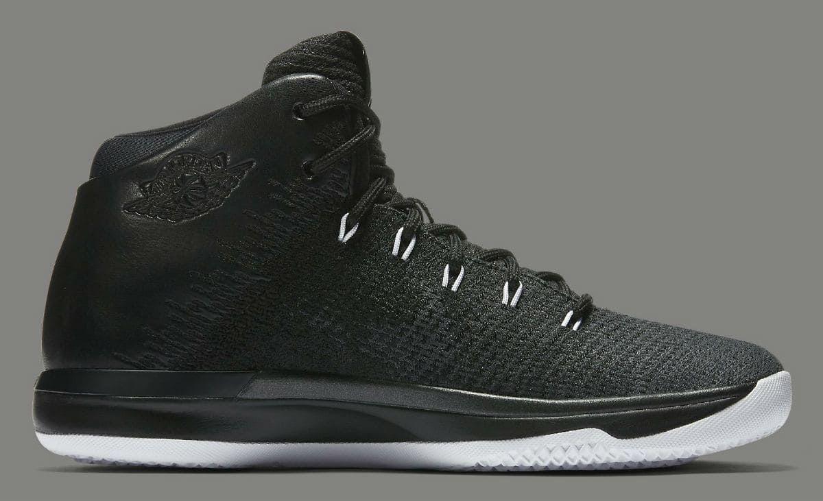 c4a64912bc82 Air Jordan 31 Black Cat Release Date Medial 845037-010