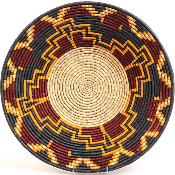African Woven Baskets: Fair Trade African Baskets And Gifts