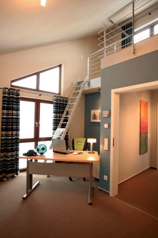 Fertighaus Wohnidee Kinderzimmer und Gästezimmer Wohnen