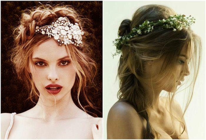 boho haristyles | Beautiful Bohemian Hairstyles | Percy Handmade