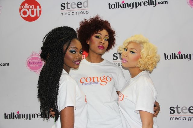 1st day sights from the Bronner Bros. winter hair show