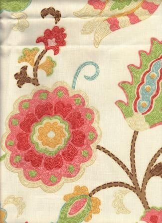 Razzy Azalea Textiles Drapery Fabric Fabric Decor Fabric Design