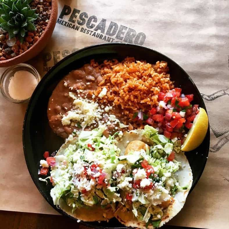 Pescadero Mexican Restaurant In Carmel By The Sea California Serves Authentic Food Made With Love From Best Ings Available