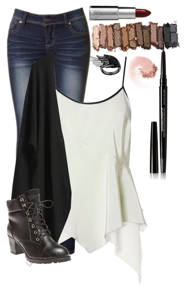 """If they understood"" by firebird1274 ❤ liked on Polyvore featuring Danilo Gabrielli, Givenchy, Urban Decay, Kevyn Aucoin, NARS Cosmetics, Wet Seal, women's clothing, women's fashion, women and female"